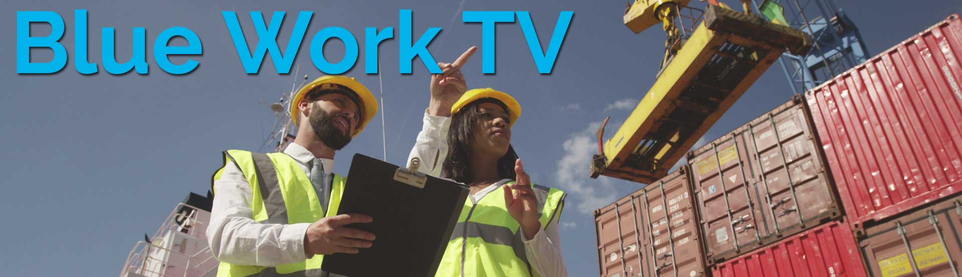 Blue Work TV