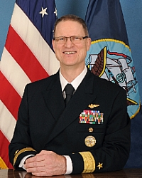 Rear Admiral Michael Wettlaufer